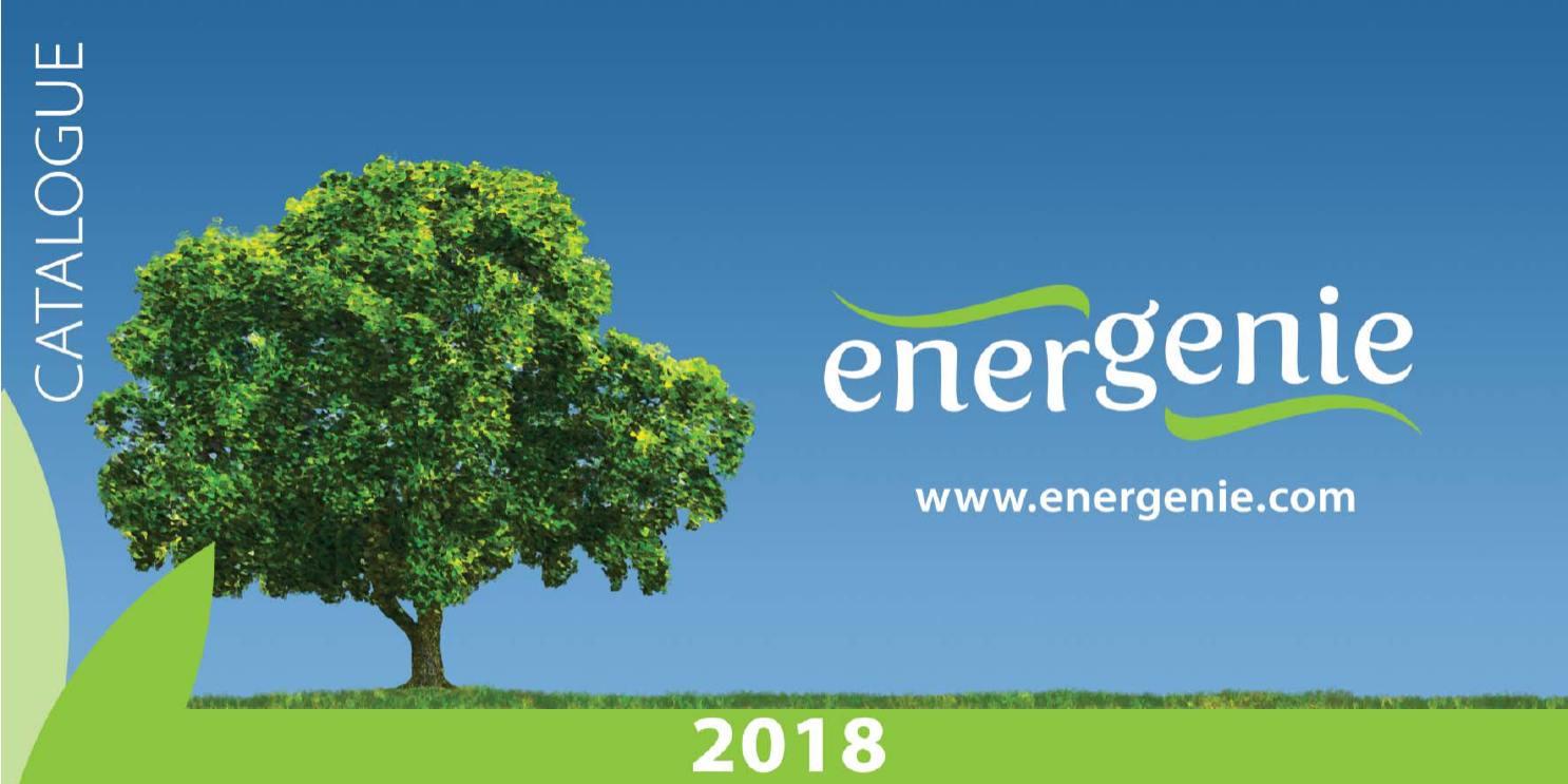 Energenie 2018